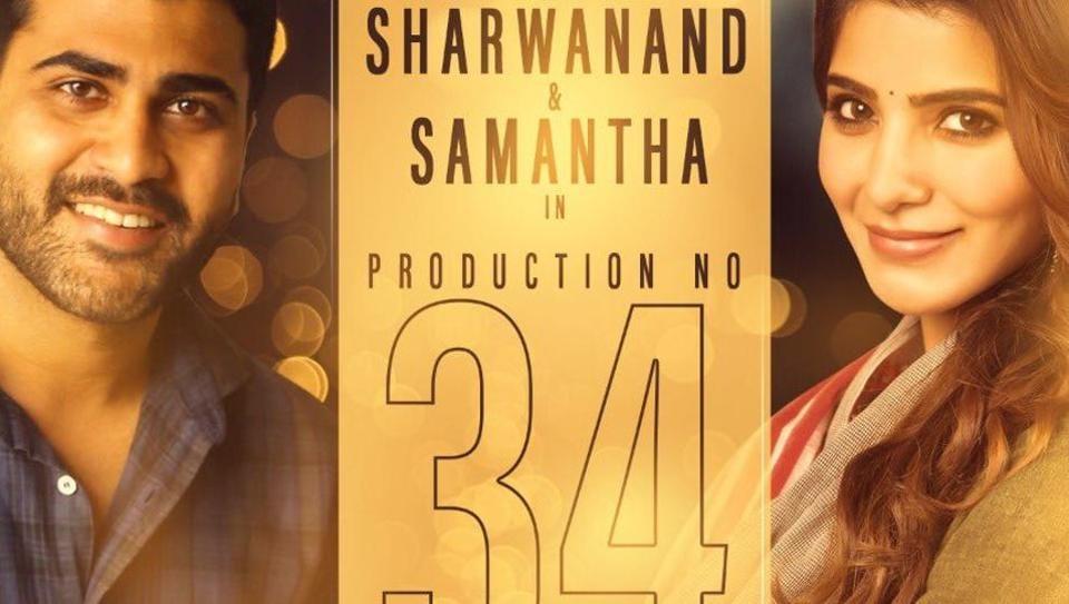 Samantha Akkineni, Sharwanand to star in 96 movie remake