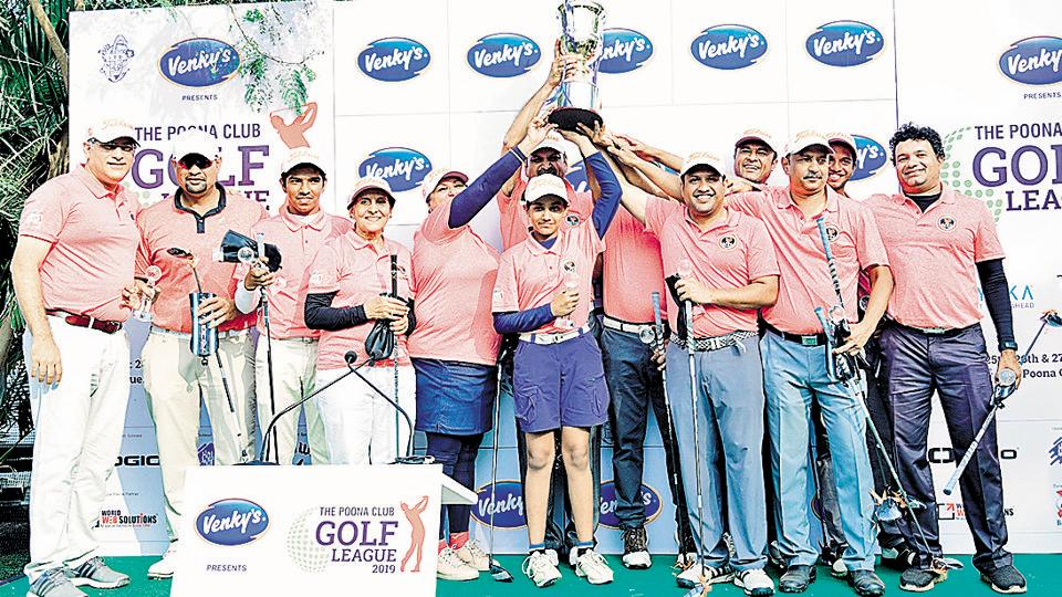 Pune,Poona Club Golf League,Panchshil Aces