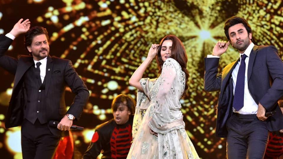 Umang 2019,Alia Bhatt,Ranbir Kapoor