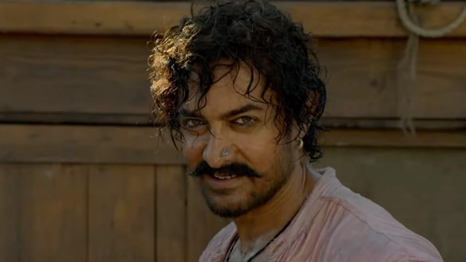 Aamir Khan,Thugs of Hindostan,Aamir Khan Thugs of Hindostan