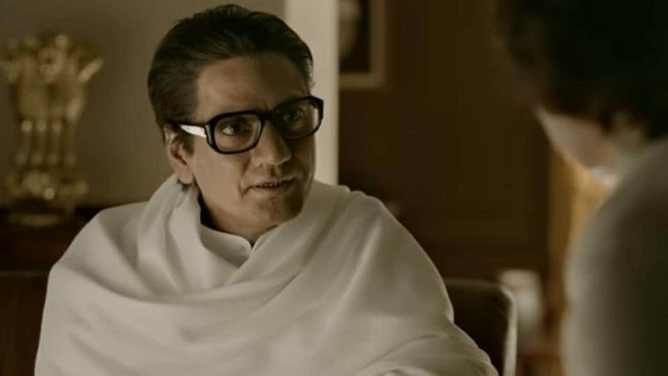 Actor Nawazuddin Siddiqui's Thackeray earned Rs 22.9 crore in its first weekend.