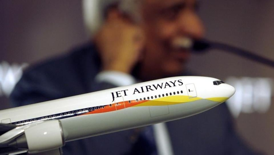Jet Airways India Ltd. is seeking the approval of shareholders to convert loans into equity as the ailing carrier saddled with $1.1 billion of debt negotiates a rescue deal with its lenders and partner Etihad Airways PJSC.