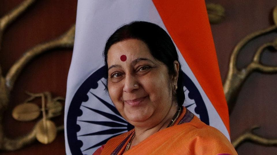 Quest for knowledge has been fundamental to Indian culture and the country has emerged as an educational hub, External Affairs Minister Sushma Swaraj said on Monday.