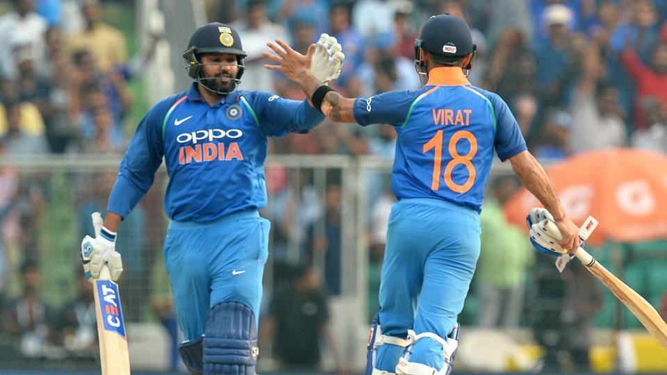 India vs New Zealand 3rd ODI Statistical Highlights,Virat Kohli,Rohit Sharma