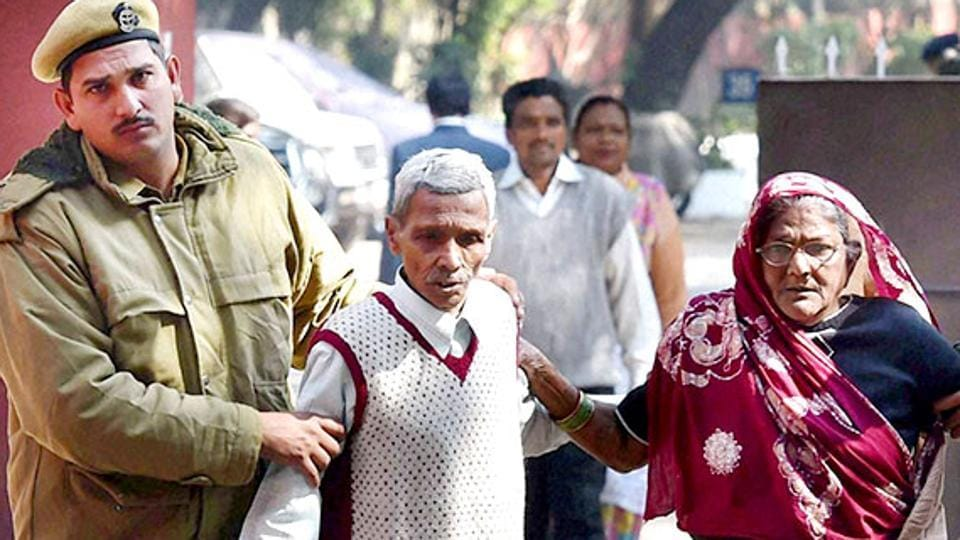 Delhi Police personnel regularly meet and call elderly citizens registered with them to ensure that they feel safe, are not harassed by anyone or suffer from depression