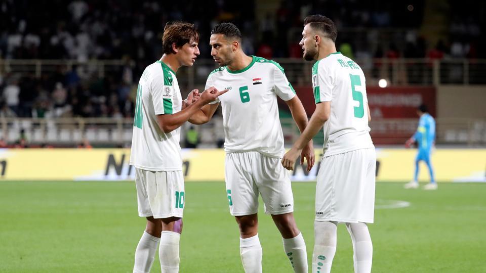 Iraq,Asia Cup,Iraq footballers