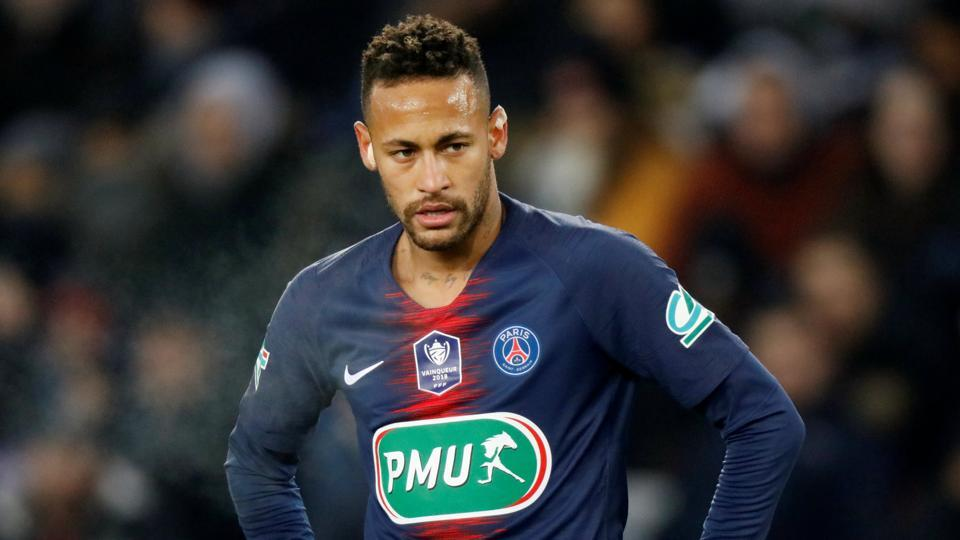 'Very difficult' for Neymar to face Man United, says PSG Coach | football