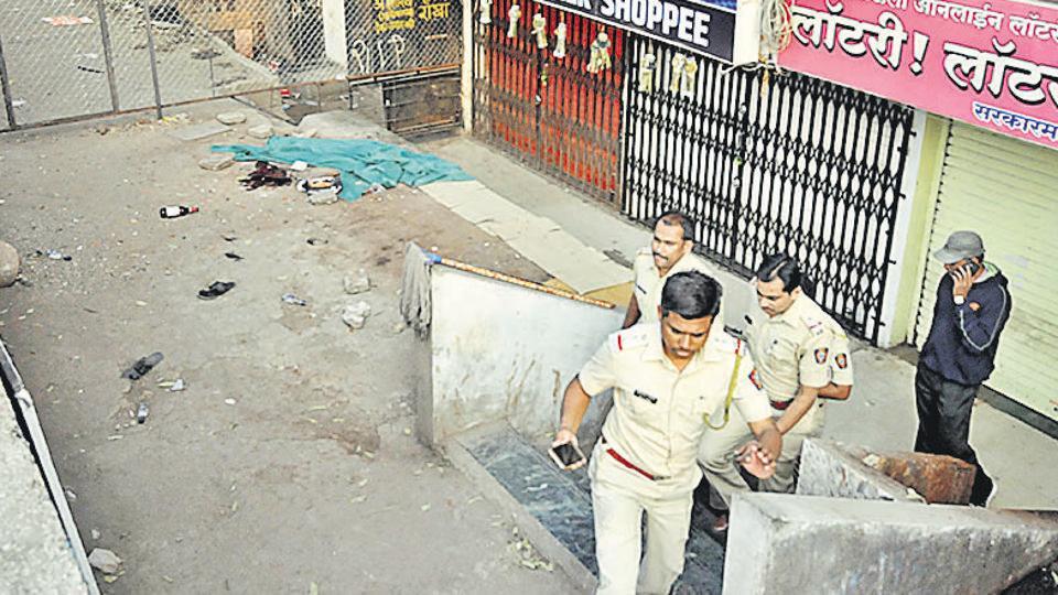 pune man killed,sinhagad road,crime