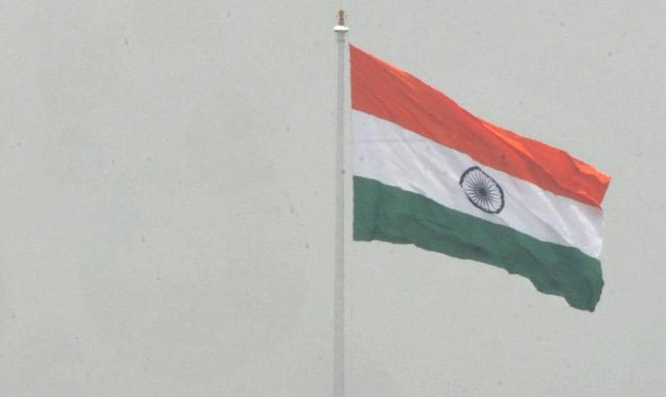 Indian flag burning,Indian High Commission London,British Foreign Office