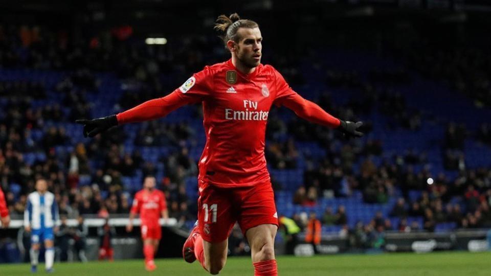 Gareth Bale,Espanyol,Real Madrid