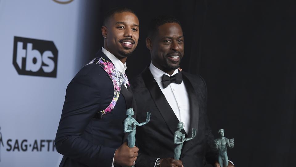 SAG Awards,Black Panther,SAG