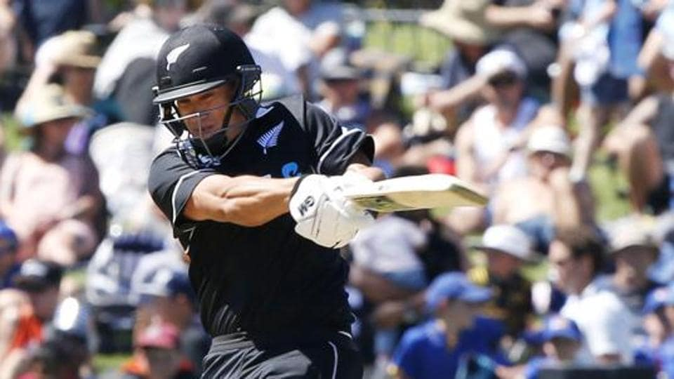 India vs New Zealand 2019: Ross Taylor completes major ODI