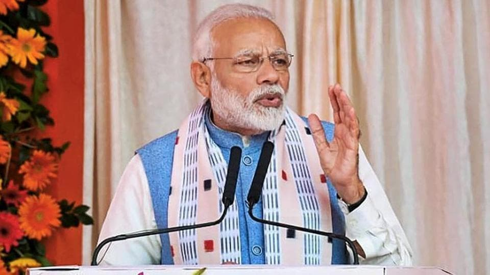 "Prime Minister Narendra Modi will on Tuesday hold his second ""Pariksha Pe Charcha"" in which he will interact with 2,000 students from high school to college, along with their parents and teachers."