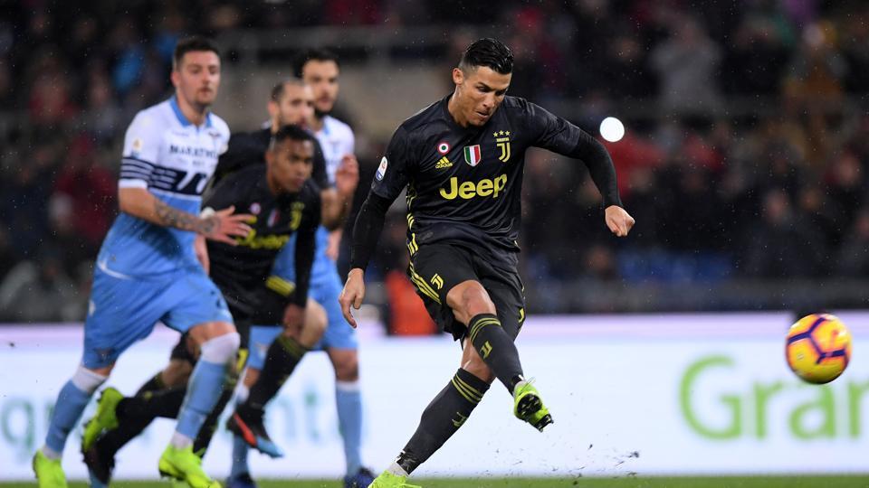 Cristiano Ronaldo,Juventus,Lazio