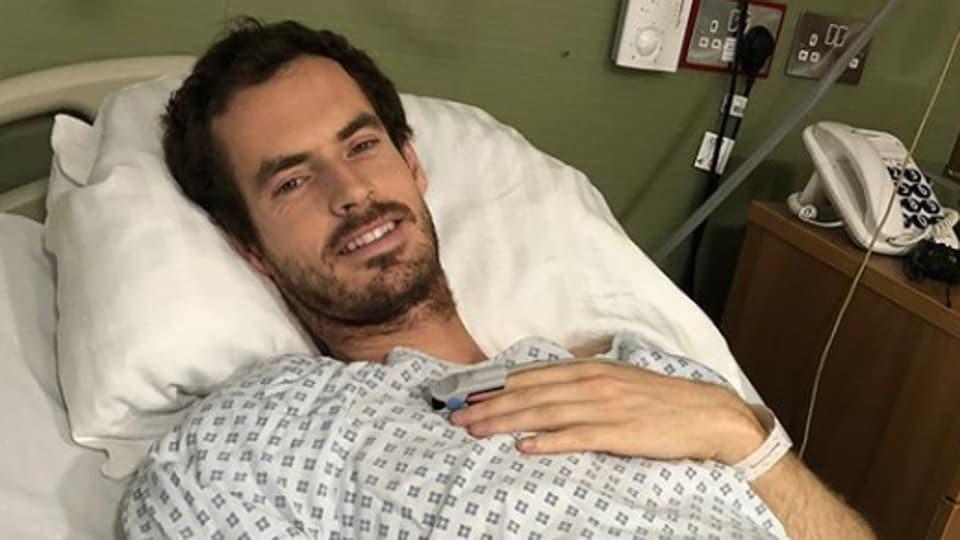 Andy Murray,Hip surgery,London