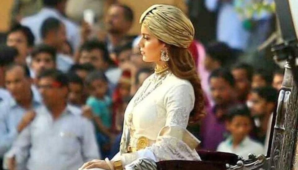 Kangana Ranaut,Krish,Manikarnika Queen of Jhansi
