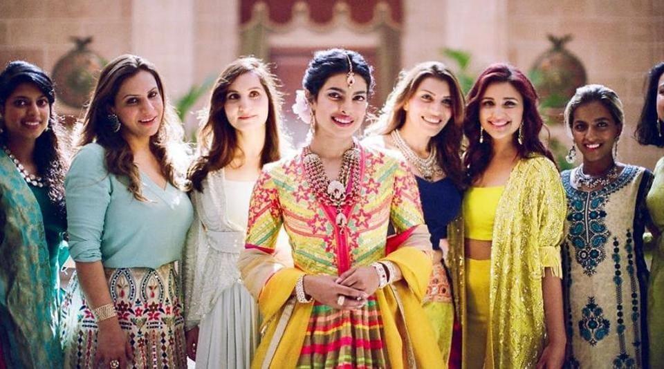 Priyanka Chopra to Star In, Produce 'Wild Wild Country' Movie