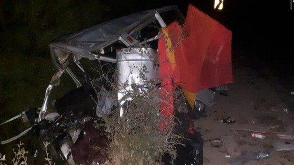 Madhya Pradesh,Ujjain,accident