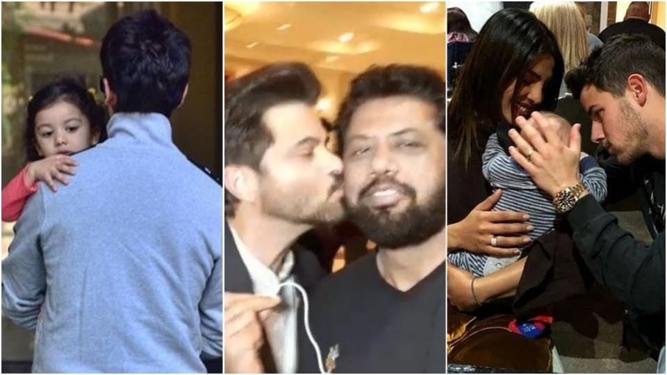 Anil Kapoor,Priyanka Chopra,Nick Jonas