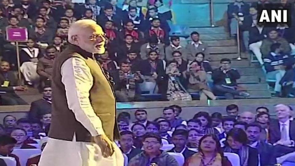 Modi,Pariksha Pe Charcha 2.0,Board exams 2019