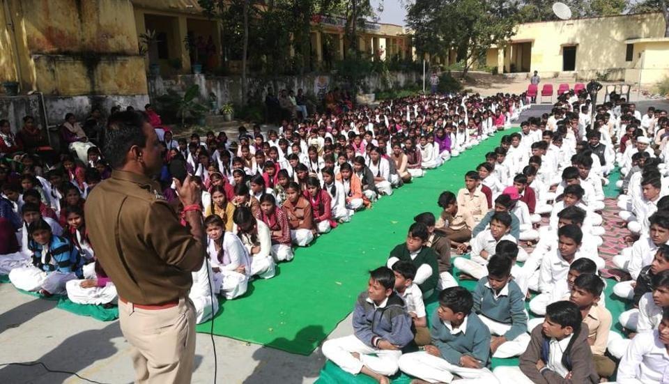 dungarpur police,Vatsalya varta,rajasthan police