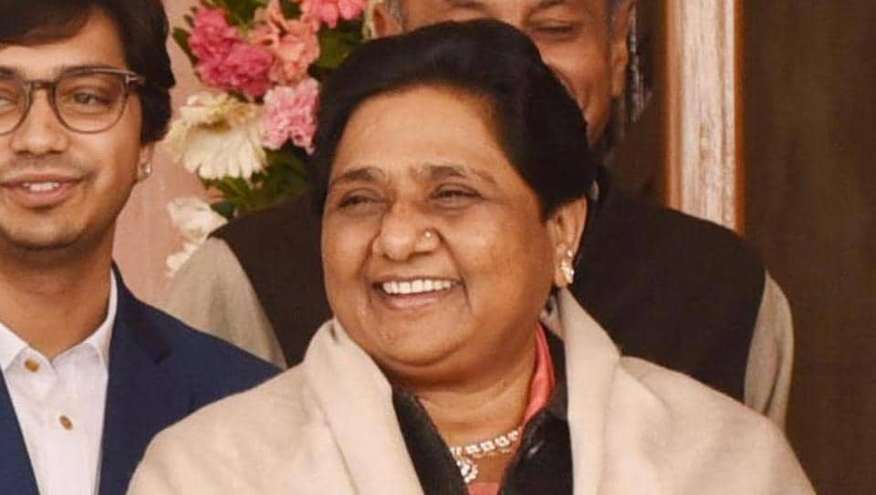 Bahujan Samaj Party supremo Mayawati on her 63rd birthday at her residence, in Lucknow, 2019. Today most of the political parties seem to be out of sync with the Dalit youth including Dalit-focused parties like the BSP