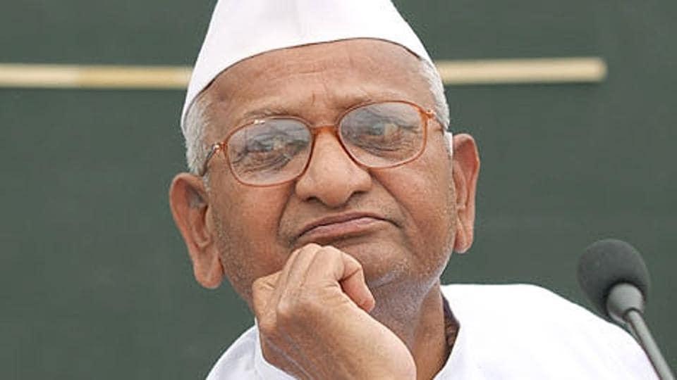 Anna Hazare,Lokpal,Lokayukta