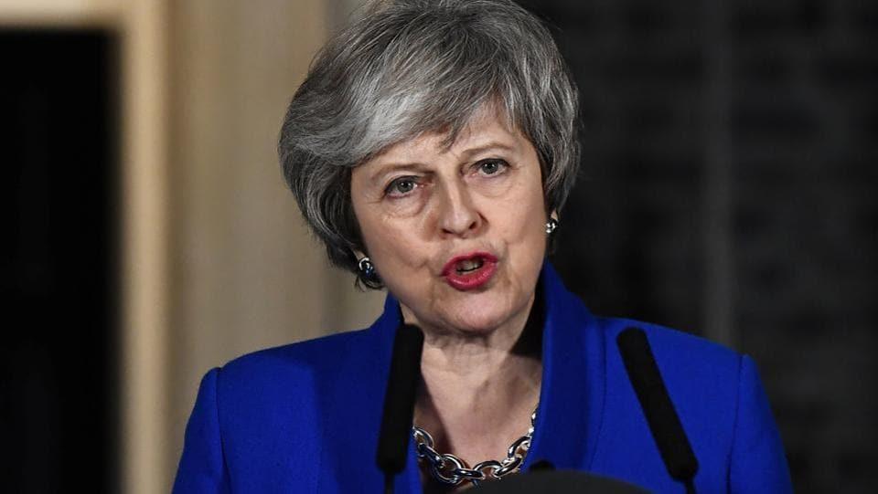Brexit,Theresa May,May