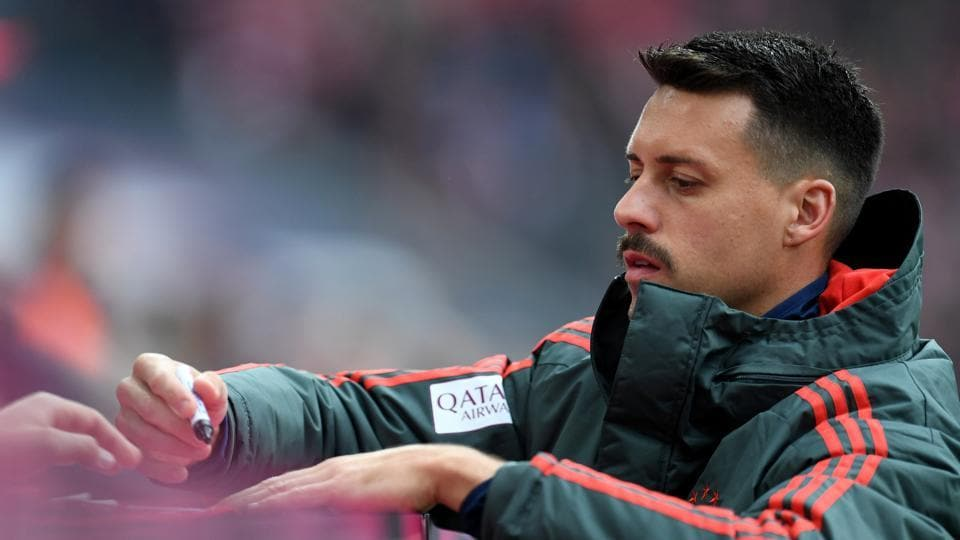 Sandro Wagner To Quit Bayern Munich For China Reports Football