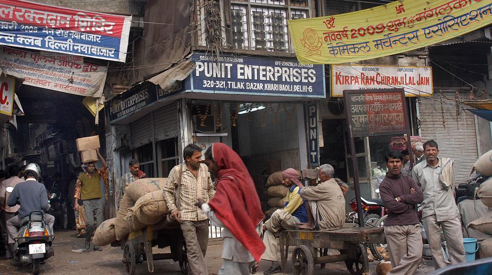 chemical traders,tilak bazar,IFC narela