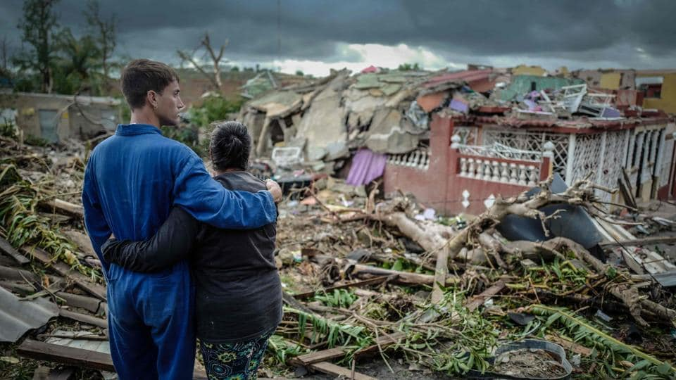 Havana tornado,Cuba tornado,tornado
