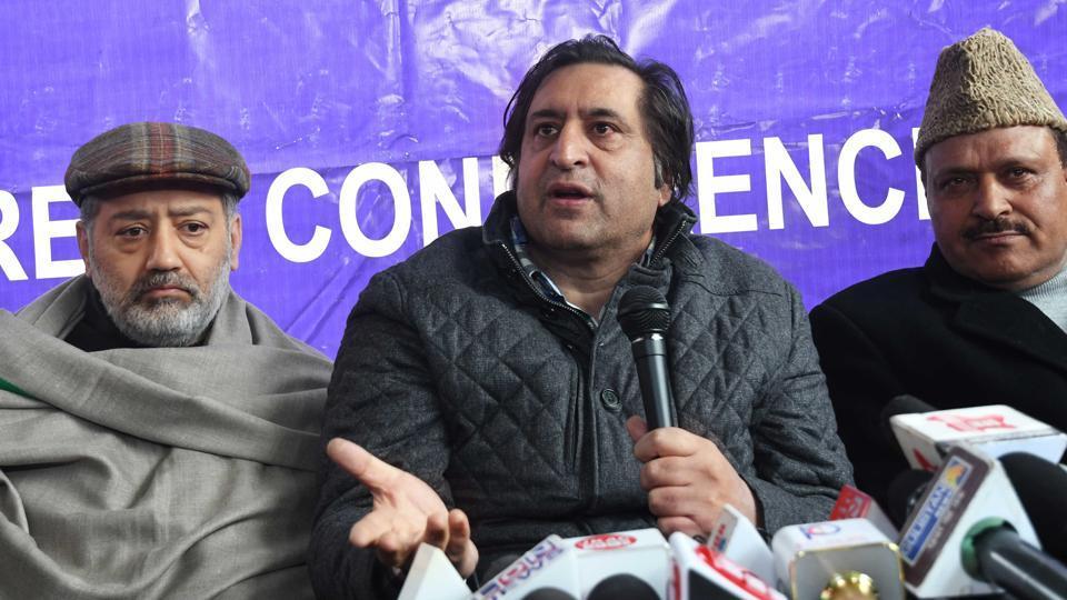 Kashmir,third front,assembly