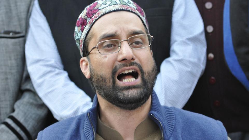 Hurriyat leader,Mirwaiz Umar Farooq,Pak minister