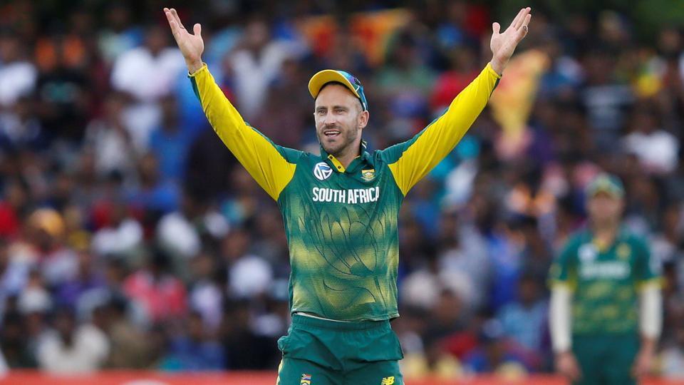 South Africa,Faf Du Plessis,Faf Du Plessis cricket