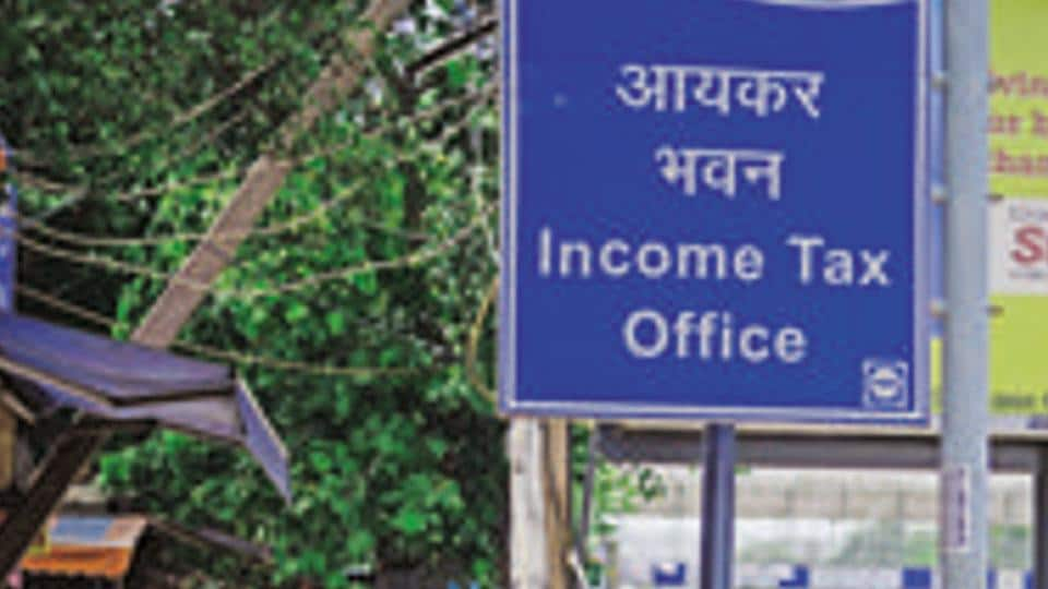 Income Tax,IT department,Income tax department