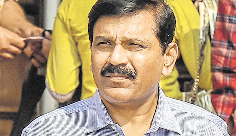 "Rajah Balaji accused CBI interim director M Nageswara Rao (pictured) of ""not being a man of any honour""."