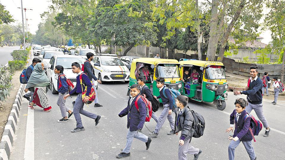 road safety,PWD,child friendly smart cities