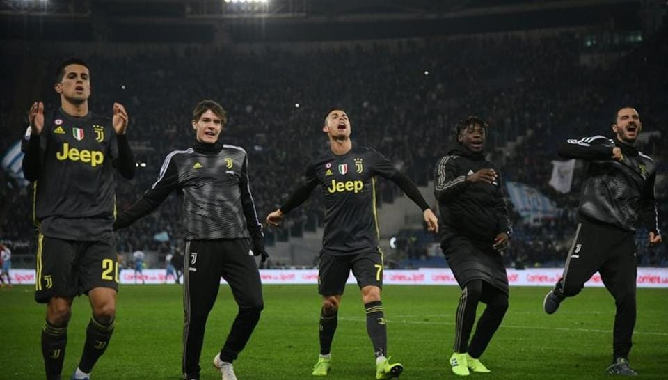 Ronaldo v Zapata,Juventus,Atalanta