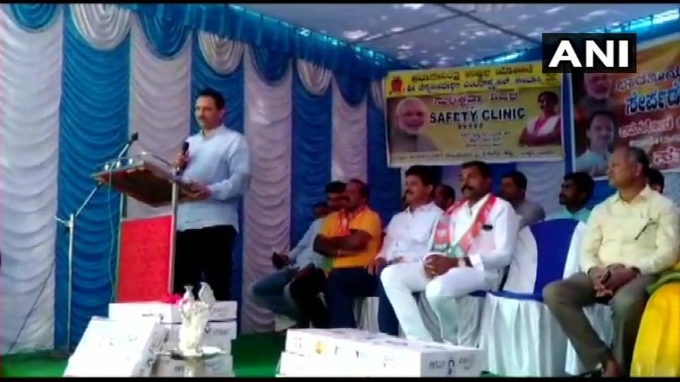 Anant Kumar Hegde,Rahul Gandhi,Specimen
