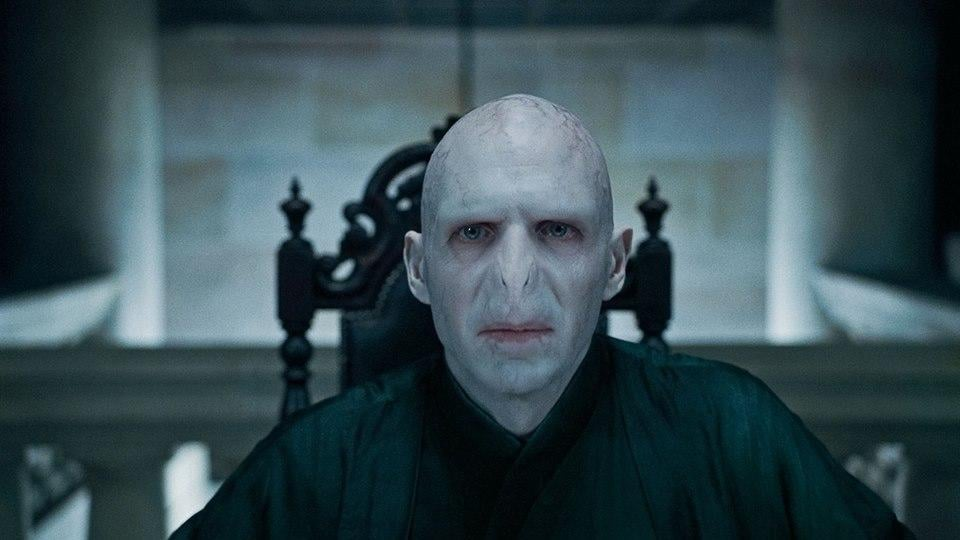Lord Voldemort,Harry Potter,insurance agent