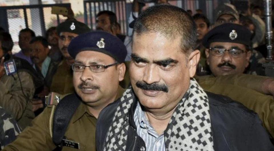Charge sheet,shahabuddin,rajdeo ranjan murder case