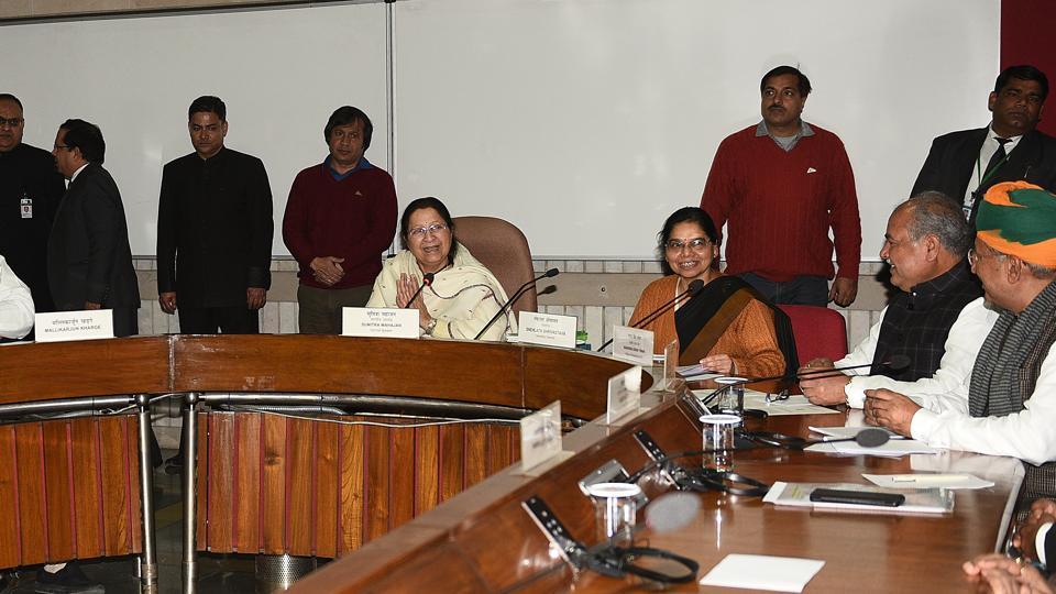 Sumitra Mahajan,Parliament,Triple talaq