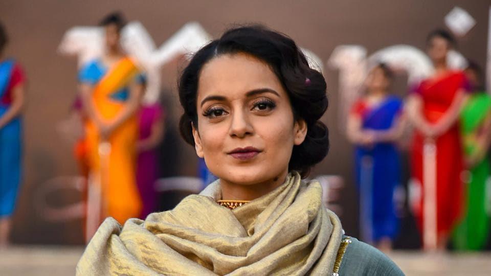 Kangana Ranaut got the first credit as the director of Manikarnika.