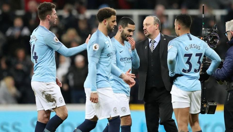 Manchester City give Liverpool title boost with shock Newcastle loss | football