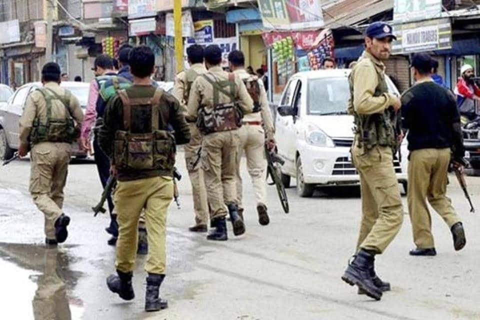 militants,grenade,security forces