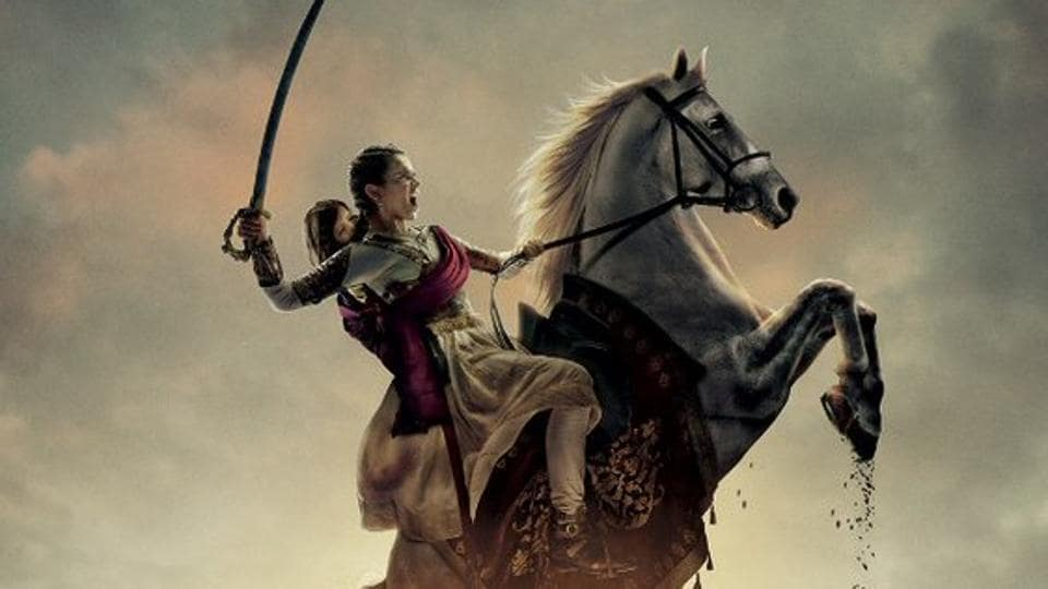 Kangana Ranaut,Manikarnika: The Queen of Jhansi,Krish Jagalramudi