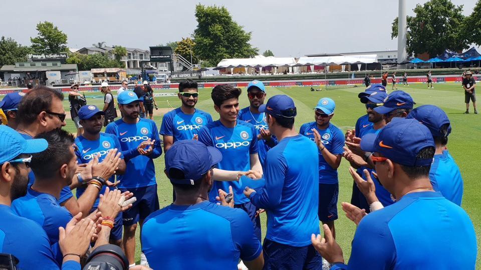 India vs New Zealand,Shubman Gill,227th ODIplayer