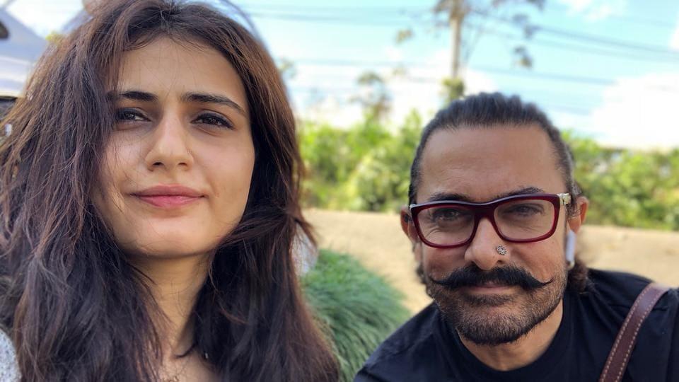 Fatima Sana Shaikh,Aamir Khan,Fatima Sana Shaikh Rumours