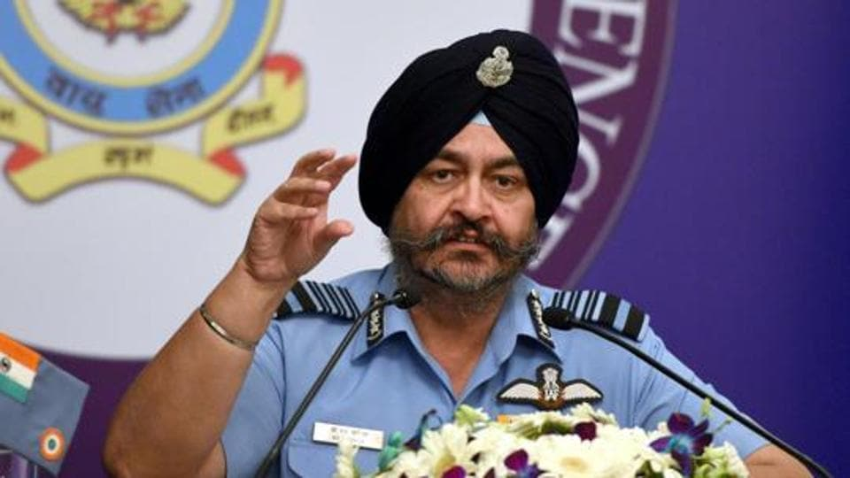 Image result for air marshal dhanoa