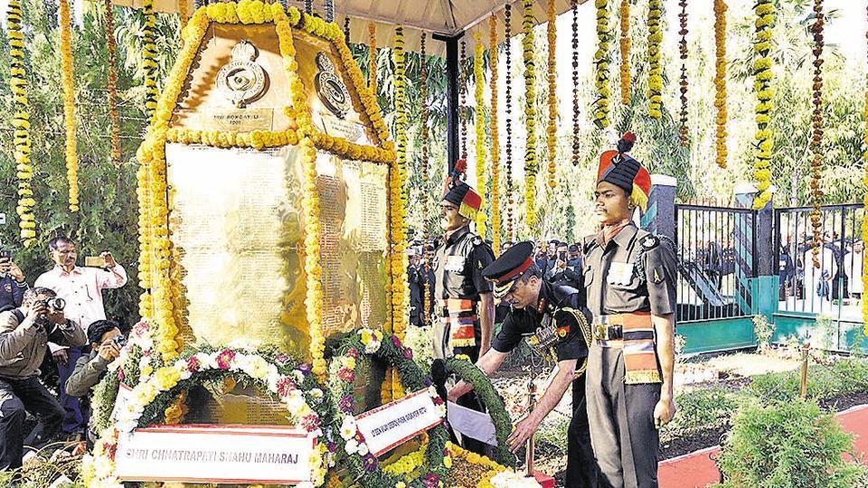 Pune,Lt Gen Ashok Ambre,Maratha Light Infantry